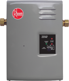 rheem rte 13. RTE-13 Tankless Electric Water Heater Rheem Rte 13
