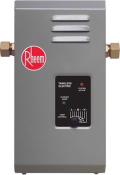RTE-7 Tankless Electric Water Heater