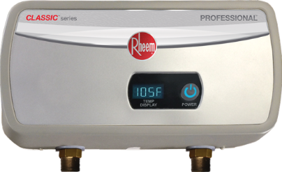 Rheem RTEX-04 Professional Classic Electric Tankless Water Heater