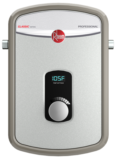 Rheem RTEX-08 Professional Classic Electric Tankless Hot Water Heater