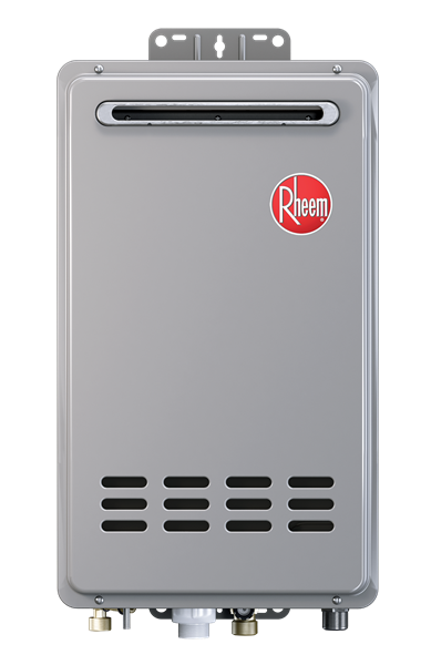 Rheem RTG-70XLP-1 160,000 BTU Outdoor Propane Tankless Water Heater
