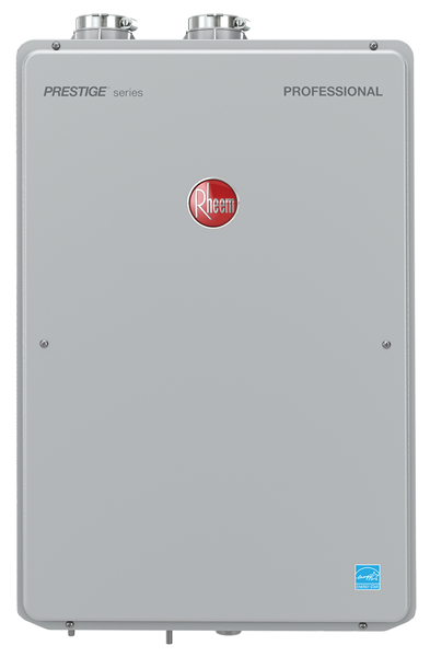 RTGH-84DVLP-2 Condensing Indoor Propane Tankless Water Heater