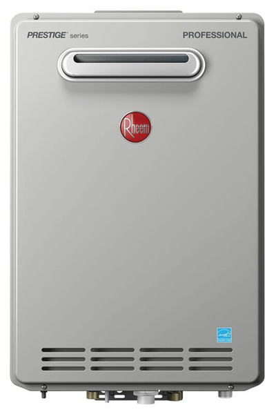 RTGH-84XLN-2 Outdoor Condensing  Natural Gas Tankless Water Heater