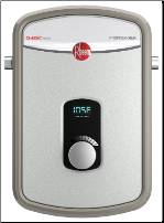 Rheem RTEX-13 Professional Classic Electric Tankless Hot Water Heater