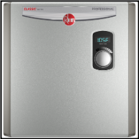 Rheem RTEX-27 Professional Classic Electric Tankless Hot Water Heater
