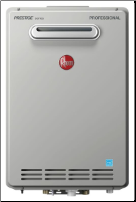 RTGH-95XLN-2 Outdoor Condensing Natural Gas Tankless Water Heater