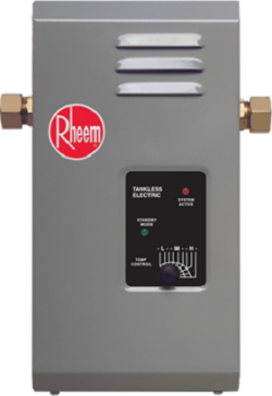 Rte 3 Tankless Electric Water Heater